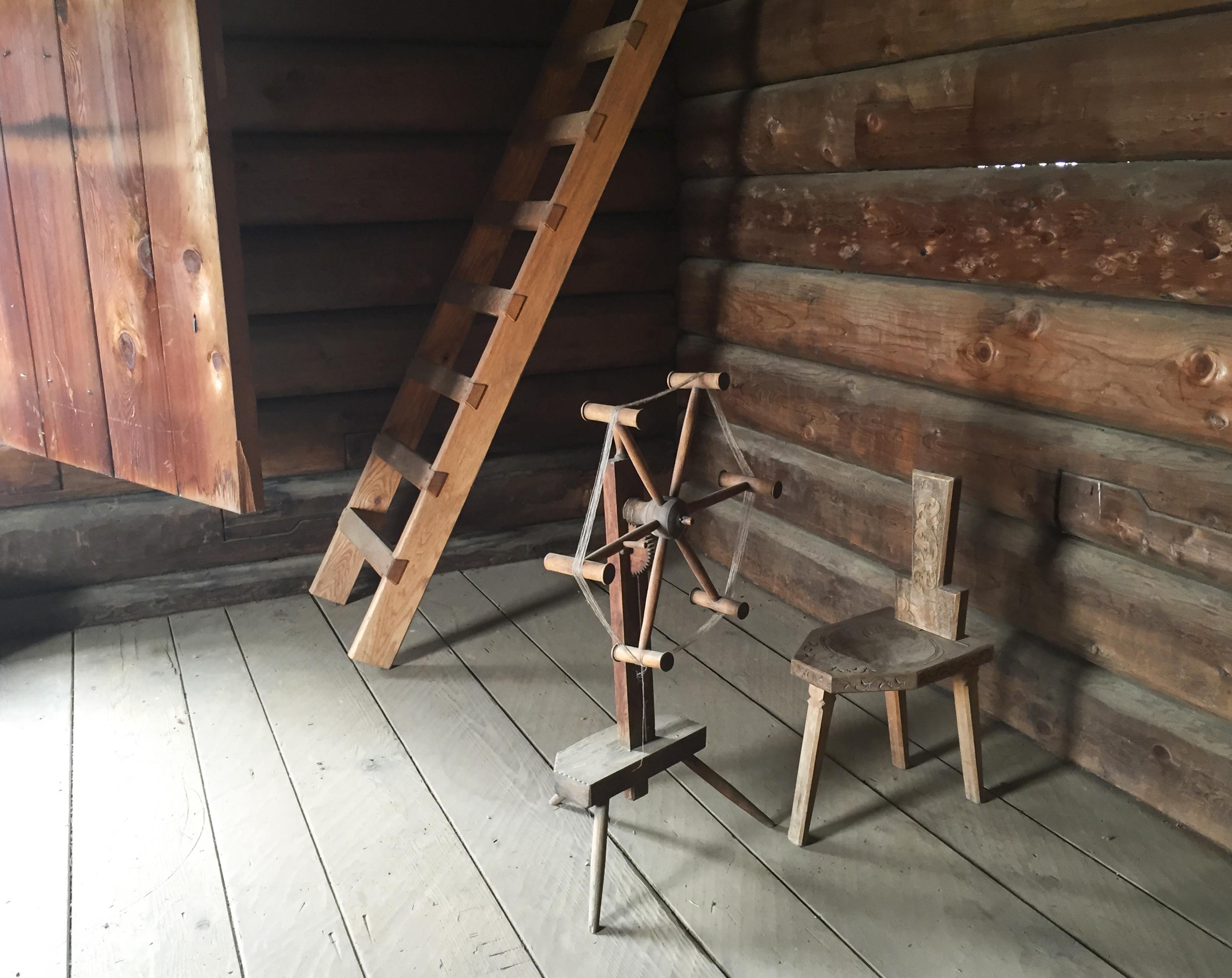 1800s chores