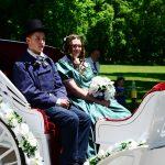 Maria Allaire Wedding Reenactment