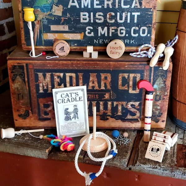 Classic Toys & Trinkets