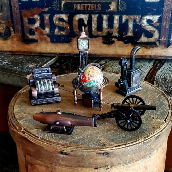 Old Time Collectible Pencil Sharpeners