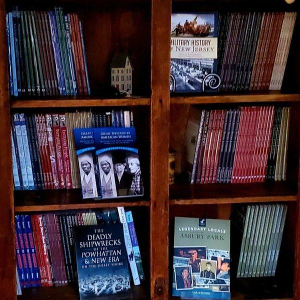 General Store Book Corner